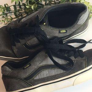 Vans Old Skool Lace Up Sneakers Sz 10